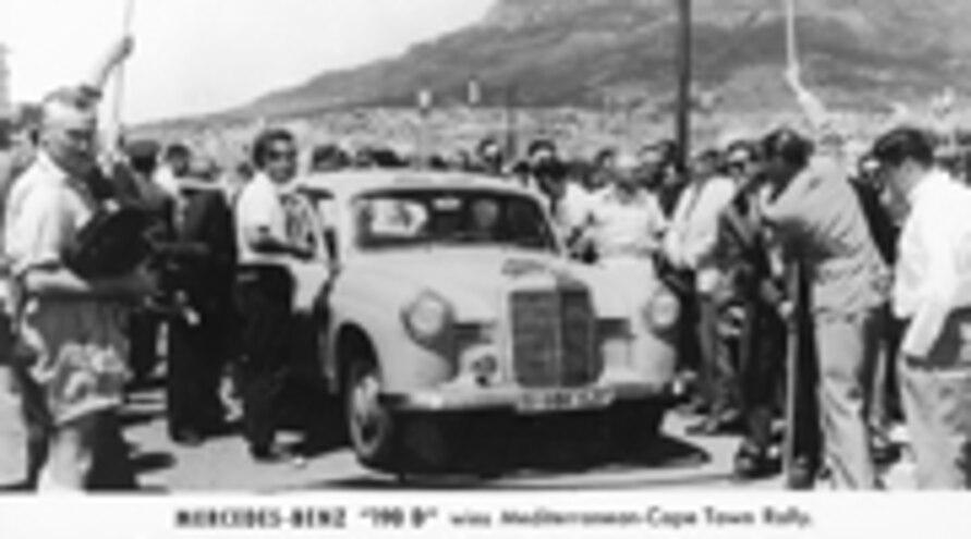Mercedes Benz Diesel - The MPG Masters