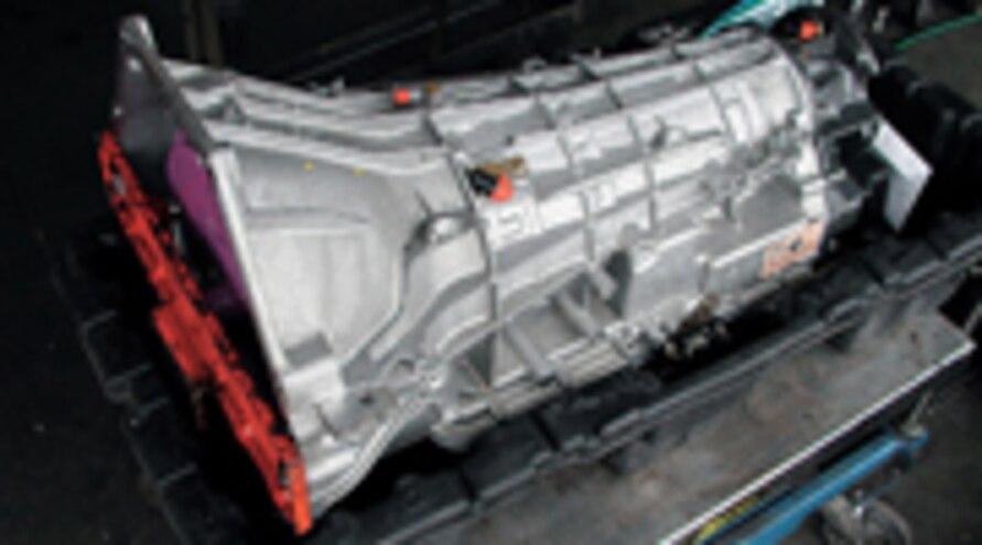 Power Stroke Transmission Diagnostic Trouble Codes - Diesel Power