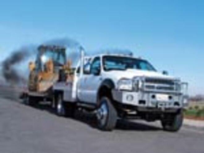 2006 Ford F-550 Cummins - Custom Diesel Trucks - Diesel Power Magazine