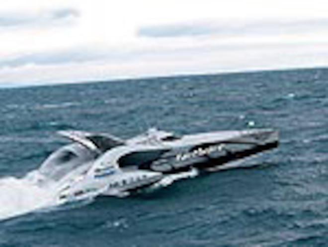 Earthrace Biodiesel Powerboat - Diesel Industry News