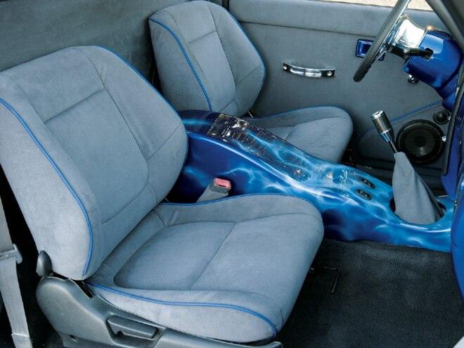 1995 Toyota Tacoma custom Interior