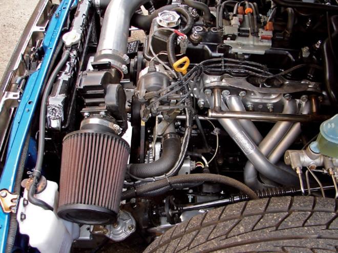 Toyota Pickup Alternator Upgrade - Tech - Mini Truckin' Magazine