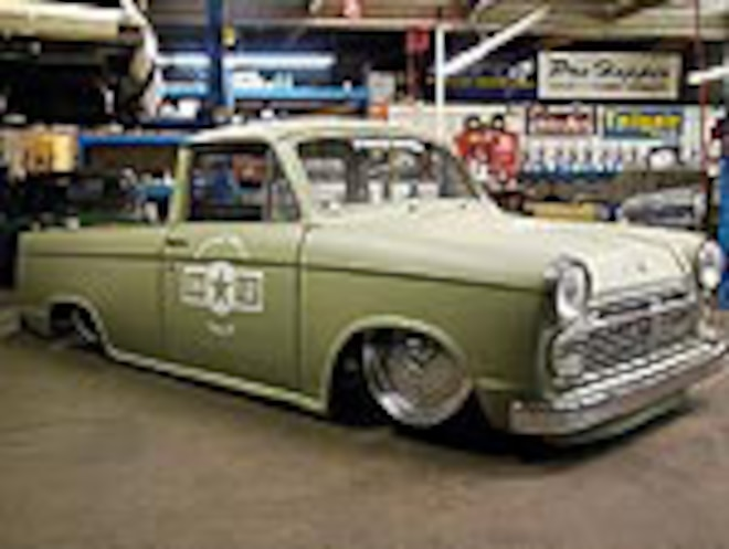 History of the  Mini Truck - Datsun, Toyota, Mazda & Chevrolet