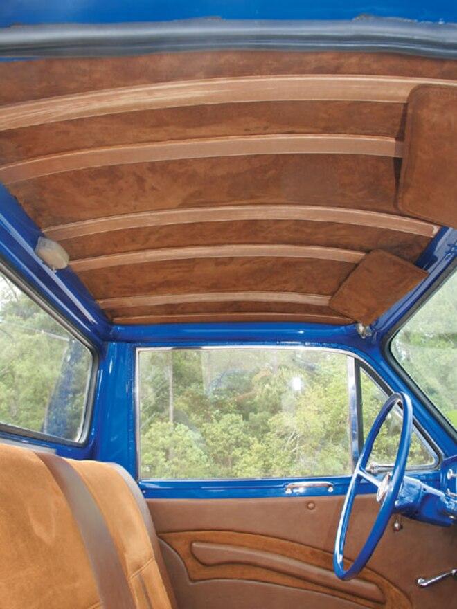 1964 Datsun Nl320 custom Headliner