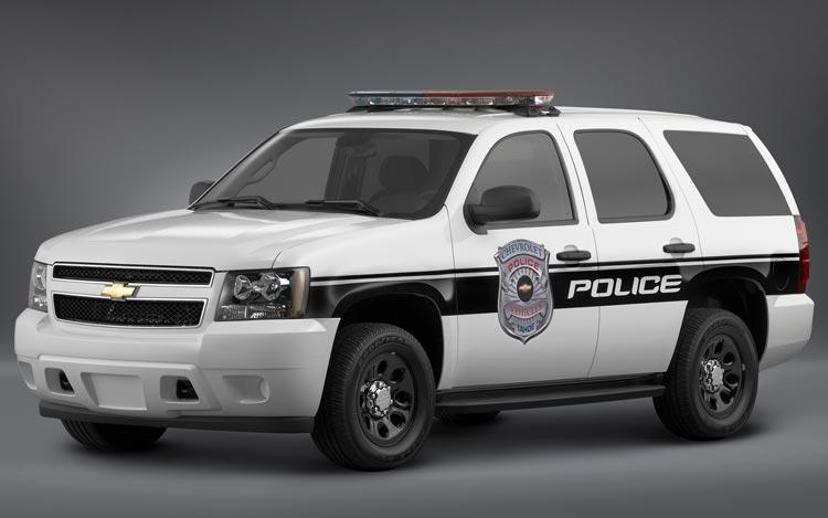 2007 Chevrolet Tahoe Police Vehicle - First Look - Truck TrendTruck Trend