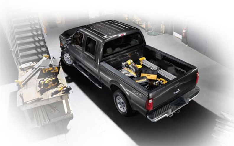 ford Work Solutions rfid