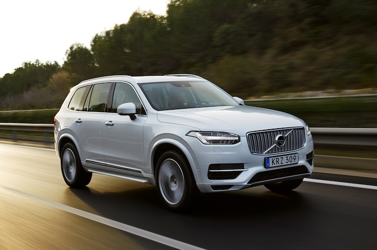 Volvo Announces U.S. Pricing of Range-Topping XC90 T8 Twin Engine