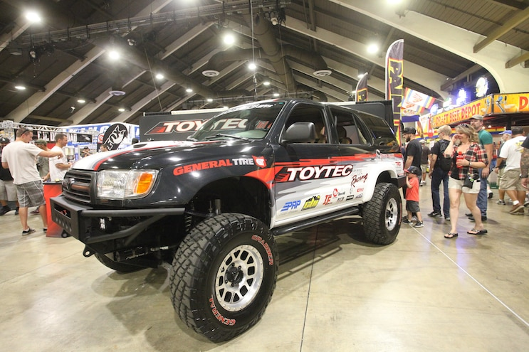 2016 Lucas Oil Off-Road Expo to Feature Show-N-Shine, Ride-Alongs, and SCORE Baja Tribute
