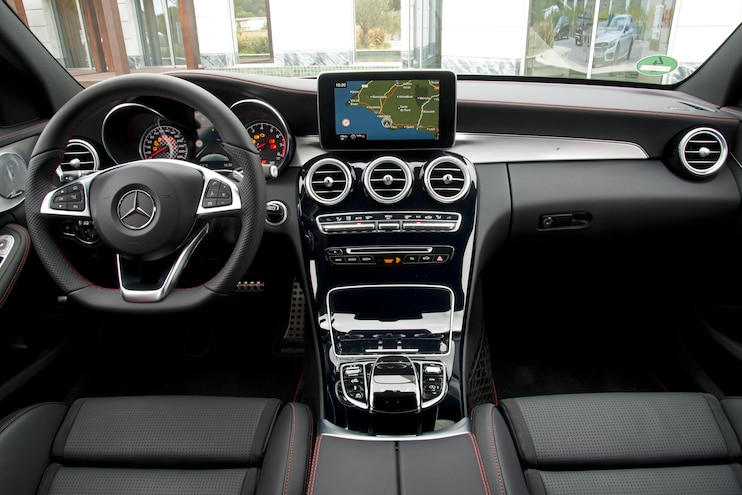 2016 Mercedes Benz C450 AMG 4Matic Interior