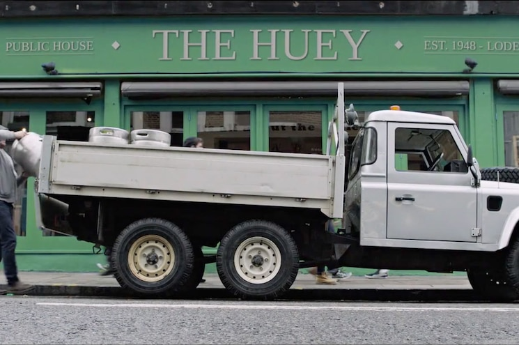 2015 Land Rover Defender Youtube The Huey Pub