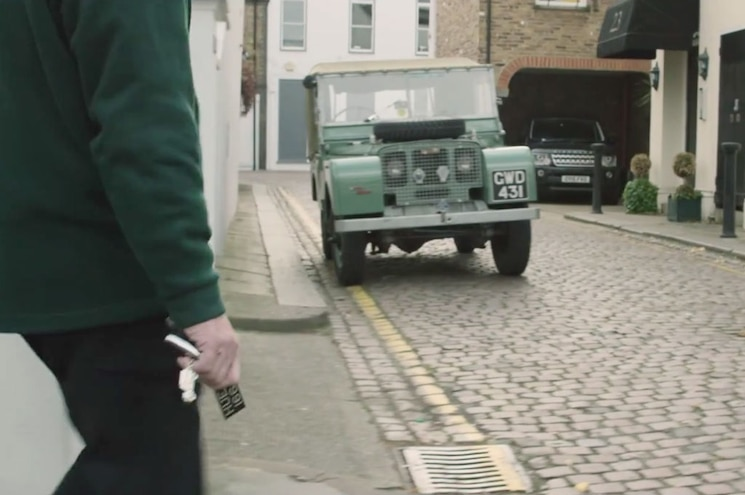 Land Rover Invading London to Celebrate Two Millionth Defender