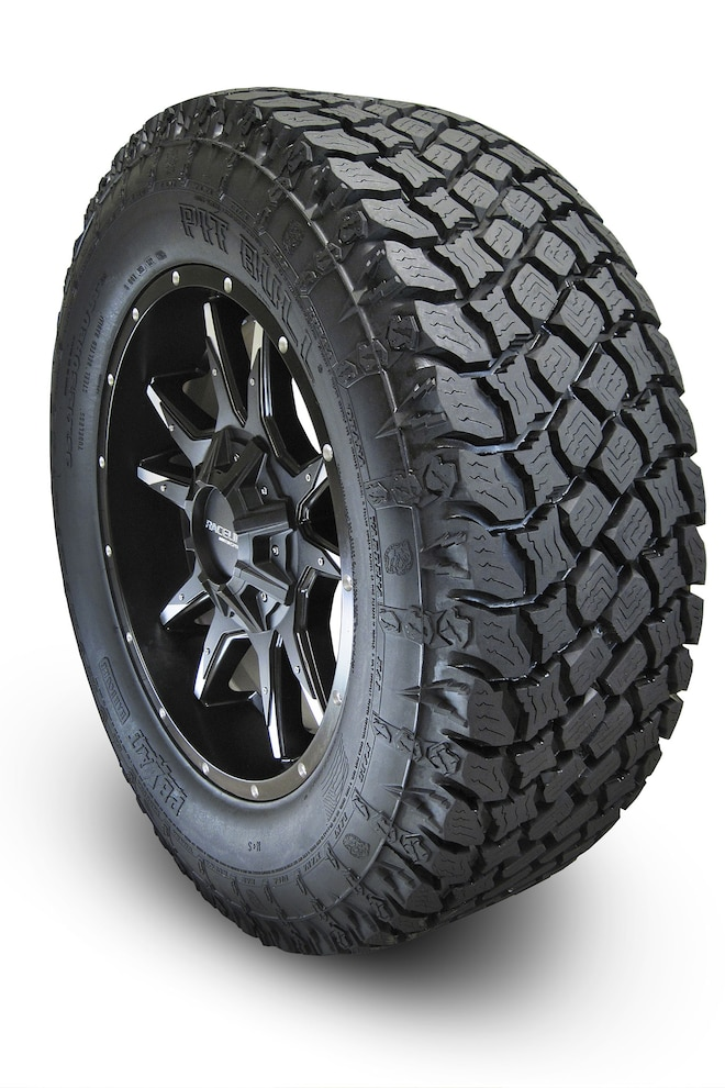 Truckin New Products Pit Bull PBX Tire 008