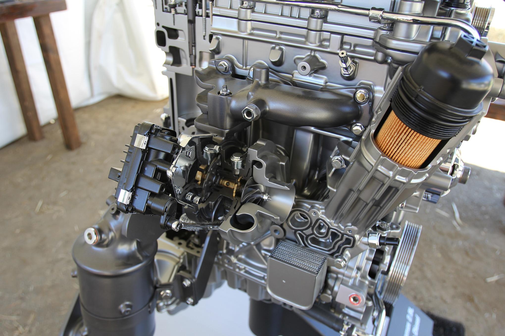 2.8 L Duramax >> 2016 Chevrolet Colorado 2 8l Duramax Diesel First Drive