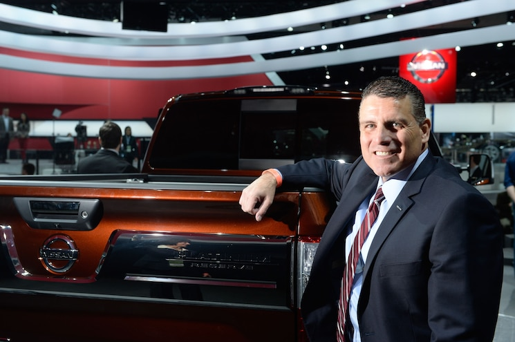 Nissan Sales SVP Fred Diaz to Become Truck Vice President