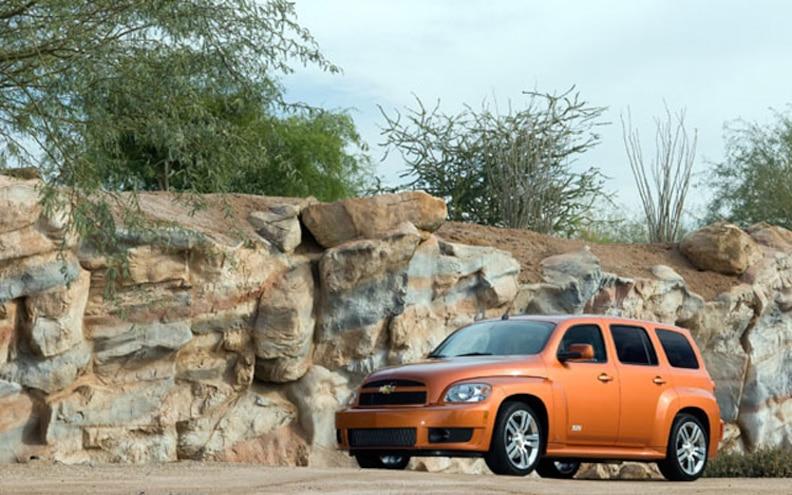 2008 Chevrolet Hhr Ss First Drive Motor Trend
