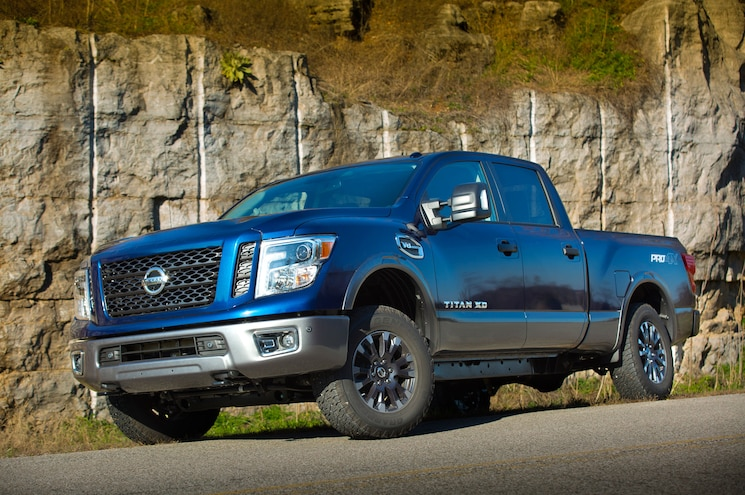 Pricing Announced for Non-Diesel Nissan Titan XD