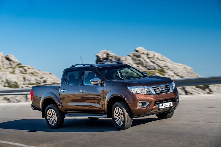 Nissan Confirms Next-Gen Frontier Will Be Produced at Canton Plant