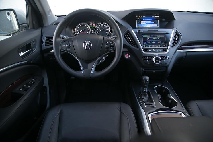 2014 Acura MDX Cockpit