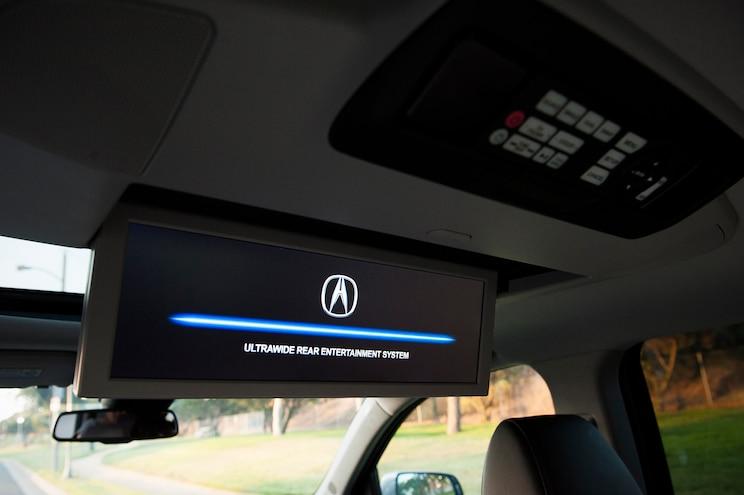2014 Acura MDX Monitor