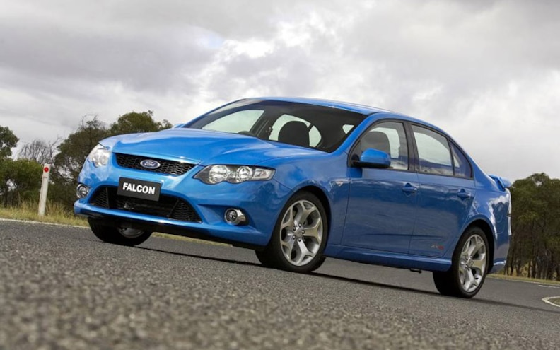 2008 Ford Falcon First Look Motor Trend