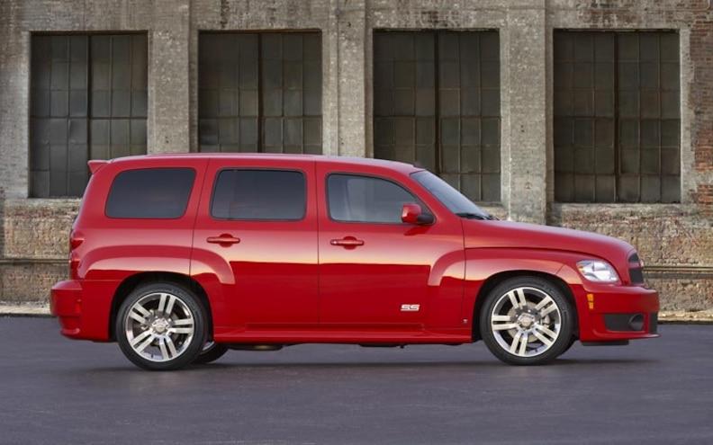 2008 Chevrolet Hhr Ss Auto News Motor Trend