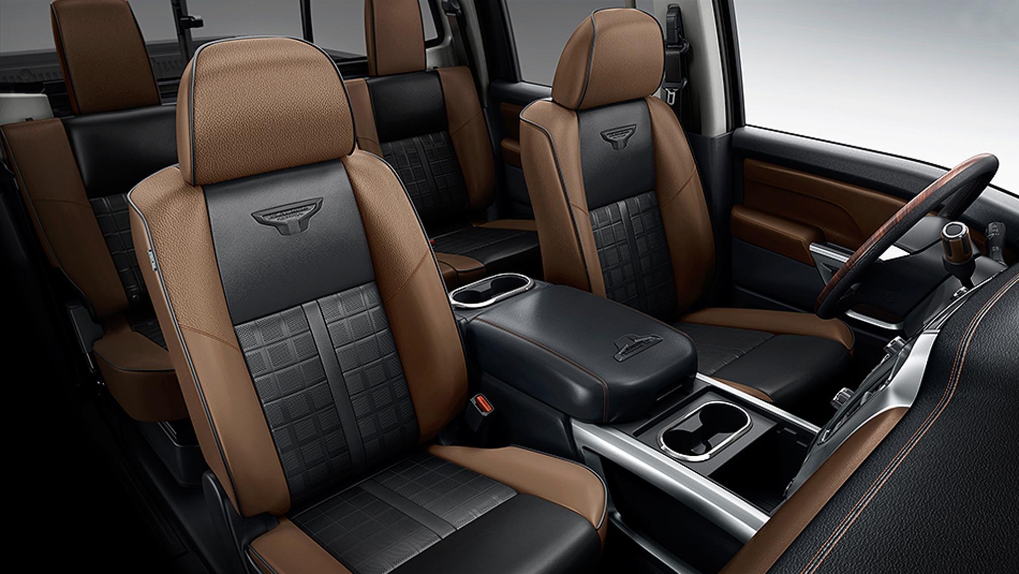 First Drive 2016 Nissan Titan Xd