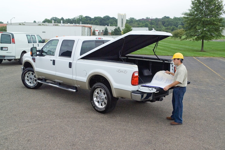 006 ARE LSII On 2011 Ford Super Duty