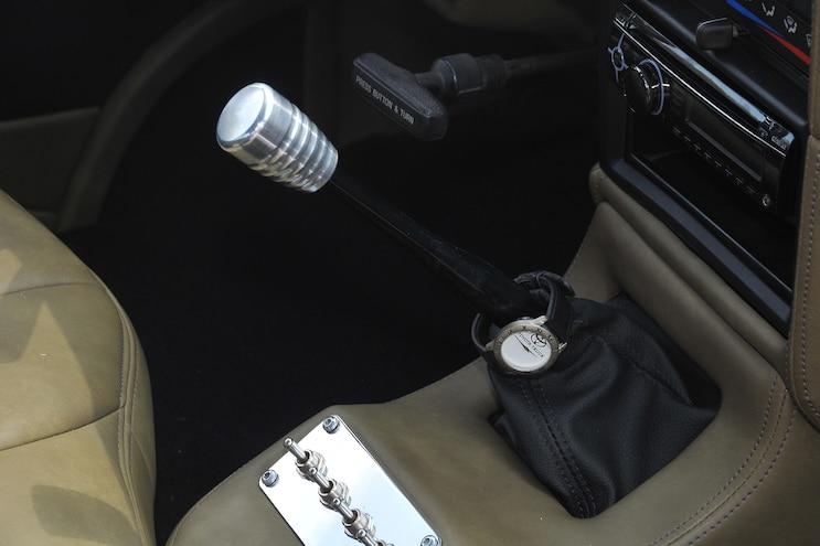 07 1989 Toyota Hilux Stick Shift