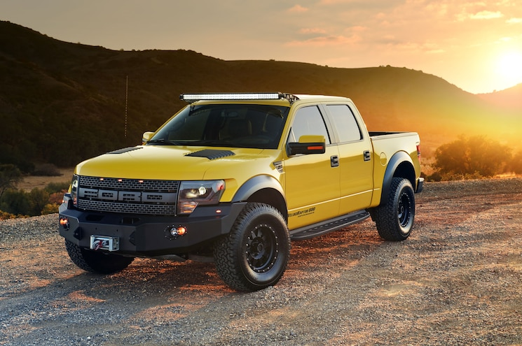 Jeremy Clarkson To Drive Hennessey Ford F-150 VelociRaptor 600