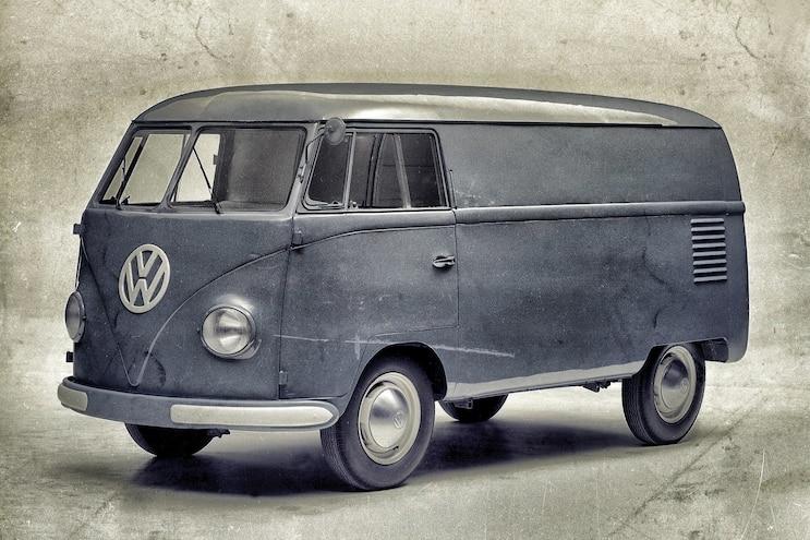 Truck Trend Legends - Volkswagen Transporter: The World's Most Famous Van