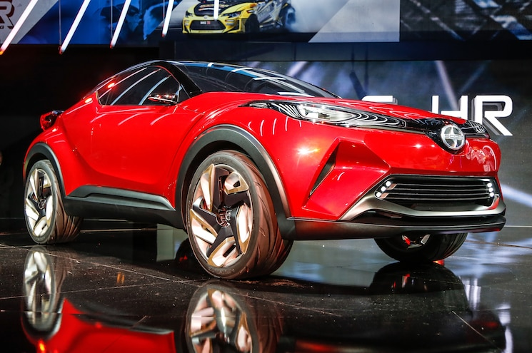 Scion Brand Gets Axe, Upcoming C-HR SUV to Be Folded Into Toyota