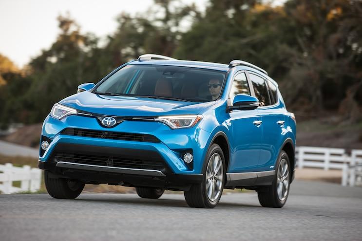 003 2016 Toyota RAV4 Hybrid