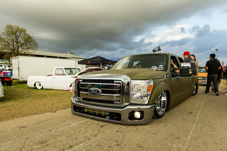 2015 Lone Star Throwdown 196 Ford F 250 Super Duty
