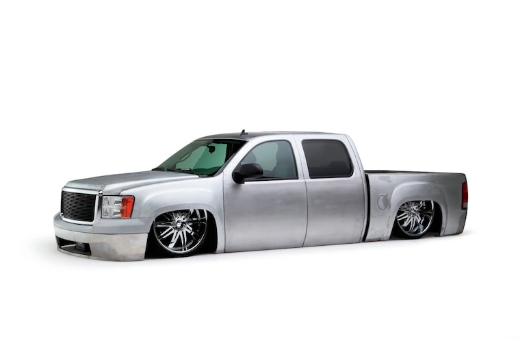 2008 GMC Sierra - Paintless Perfection