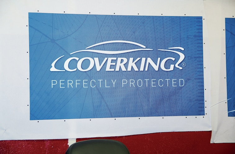 Coverking Banner