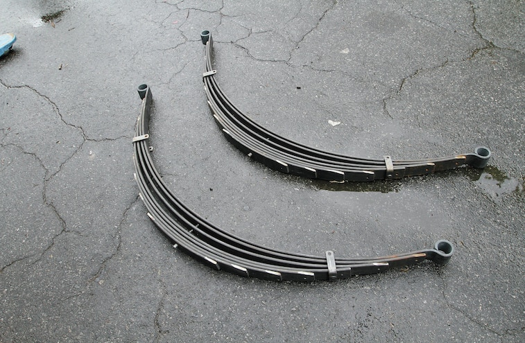 10 Inch Lift Atlas Leaf Springs