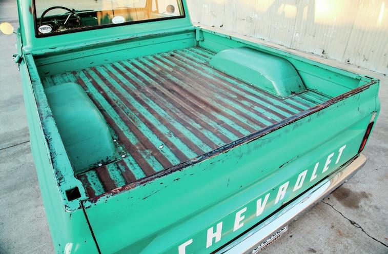 1971 Chevy C10 Custom Bed