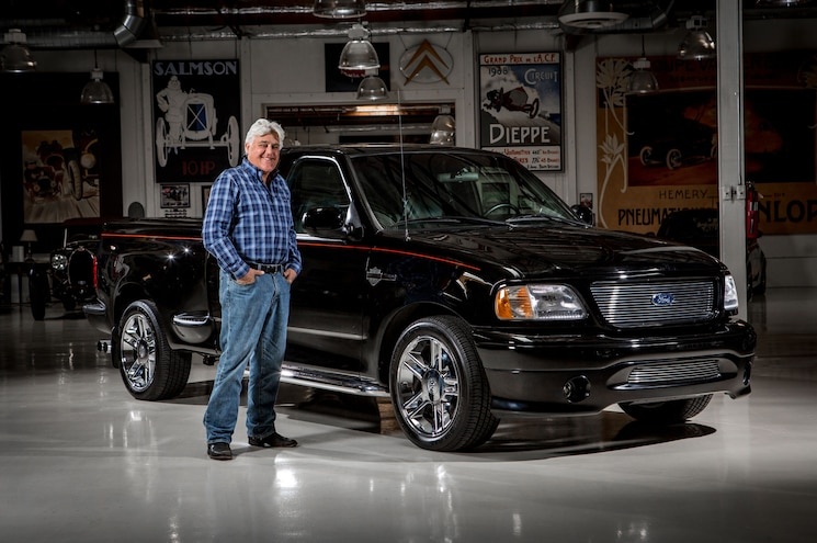 Jay Leno Auctioning Custom 2000 Ford F-150 Harley-Davidson Edition for Charity