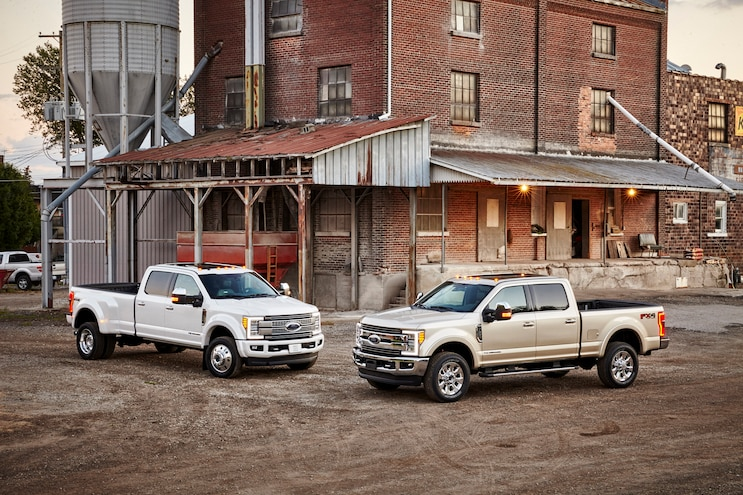 The 2017 Ford Super Duty - Will History Repeat Itself?