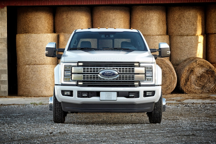 Wanna Drive the 2017 Ford Super Duty Before it Hits Dealers?