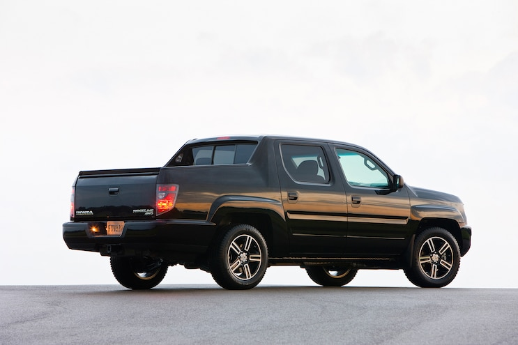 Pre-Owned – 2006-2014 Honda Ridgeline