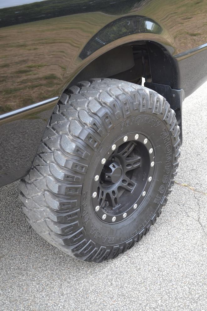 019 2011 Ford Ranger Cummins 4BT Pro Comp Wheels