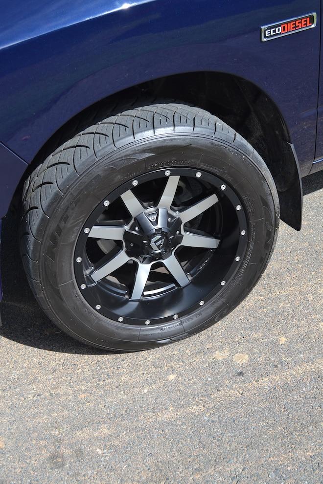 011 2015 Ram 1500 Ecodiesel Fuel Wheels