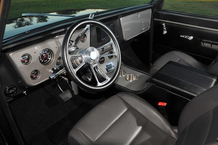 07 1967 Chevrolet C10 The Vortex