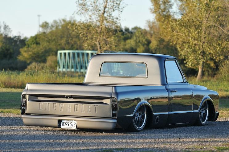 02 1967 Chevrolet C10 The Vortex