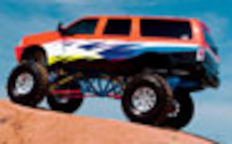 2000 Ford Excursion - Excursionator