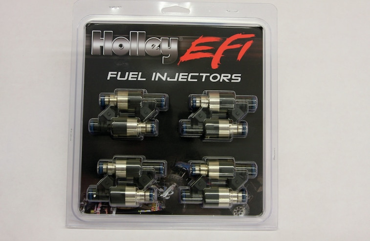 Holley Efi Fuel Injectors