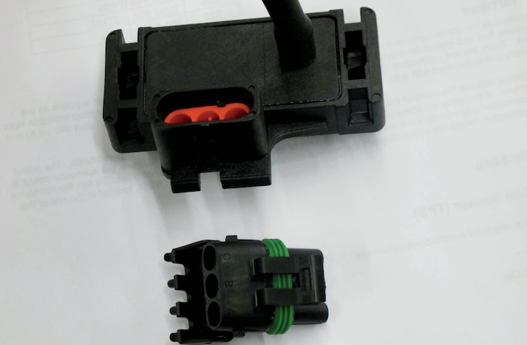 Map Sensor Pin Style Weather Tight Connector