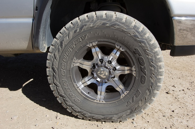004 Off Road Tire Test Year In Review