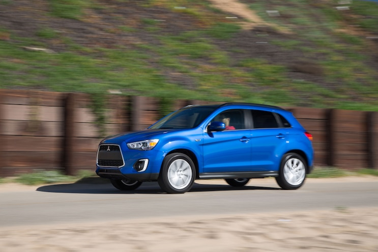 2015 Mitsubishi Outlander Sport 2.4 GT AWC First Test